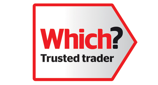 which? trusted trader logo for apollo aerial and satellite